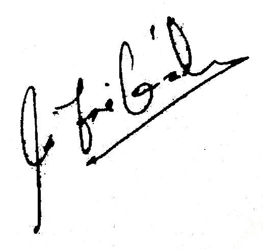 firma presidenta