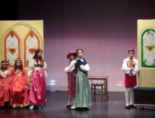 """Domingo de teatro solidario """"Romeo y Julieta"""""""