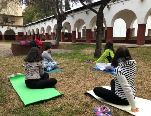 Yoga en el Programa Infantil y Juvenil