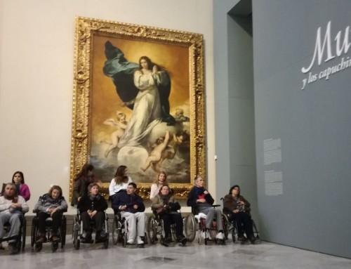 Visitamos la exposición Murillo y los Capuchinos de Sevilla