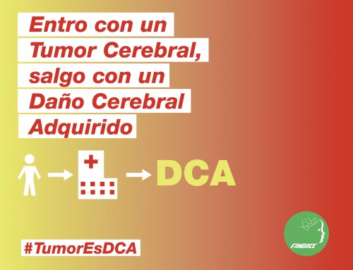 El Tumor Cerebral es una de las principales causas de un Daño Cerebral Adquirido