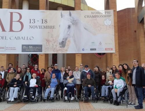 Visitamos el Salón Internacional del Caballo SICAB