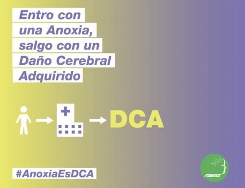 La Anoxia es una de las principales causas de un Daño Cerebral Adquirido