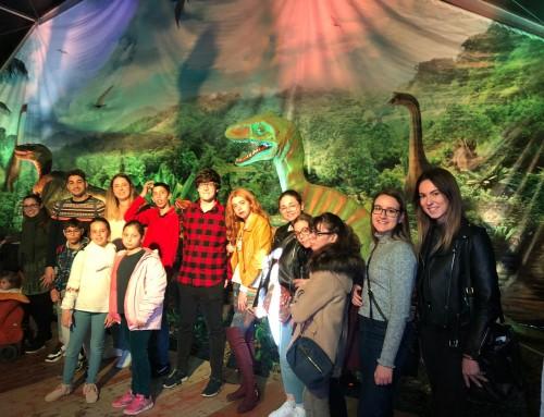 ¡Visitamos la Dino Expo XXL!