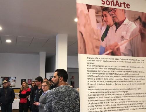 Homenajeamos a nuestro querido Ángel exponiendo su trabajo en Soñarte