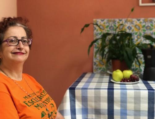 Participamos en la actividad «Salud con cuadros» del Distrito Sanitario de Sevilla