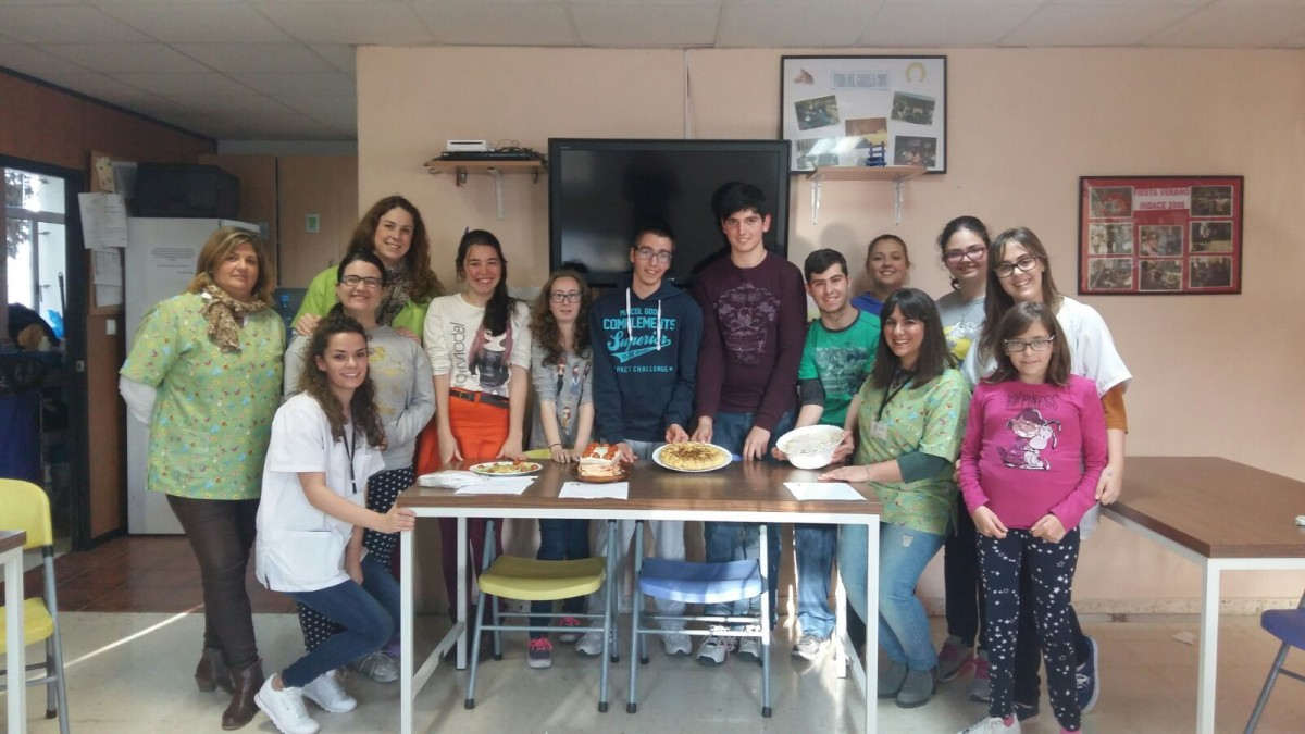 Concurso de cocina en el programa infantil asociaci n dace for Programas de cocina